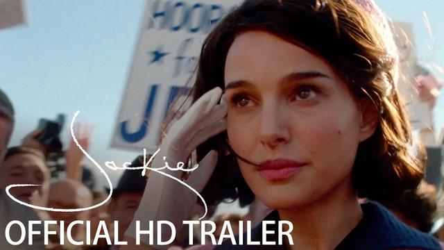 画像: JACKIE | OFFICIAL TRAILER | FOX Searchlight youtu.be