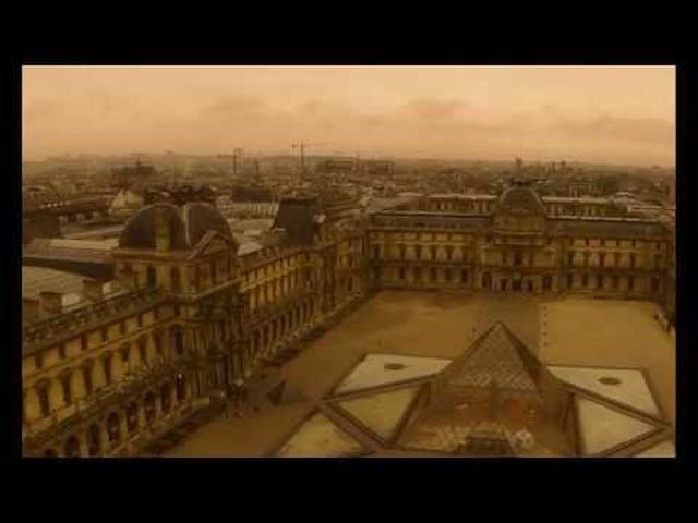 画像: 映画『フランコフォニア/ルーヴルの記憶』予告篇 youtu.be
