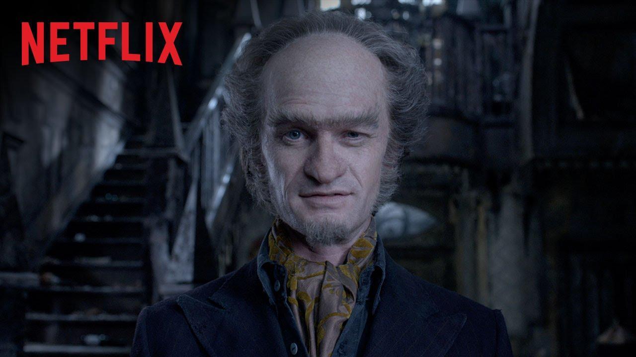 画像: レモニー・スニケットの世にも不幸なできごと 予告編 - Netflix [HD] - YouTube youtu.be