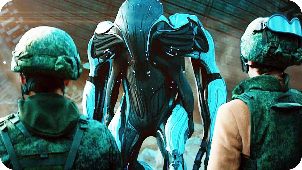 画像: ATTRACTION Trailer 3 (2017) Russian Sci Fi Action   Prityazhenie Trailer youtu.be