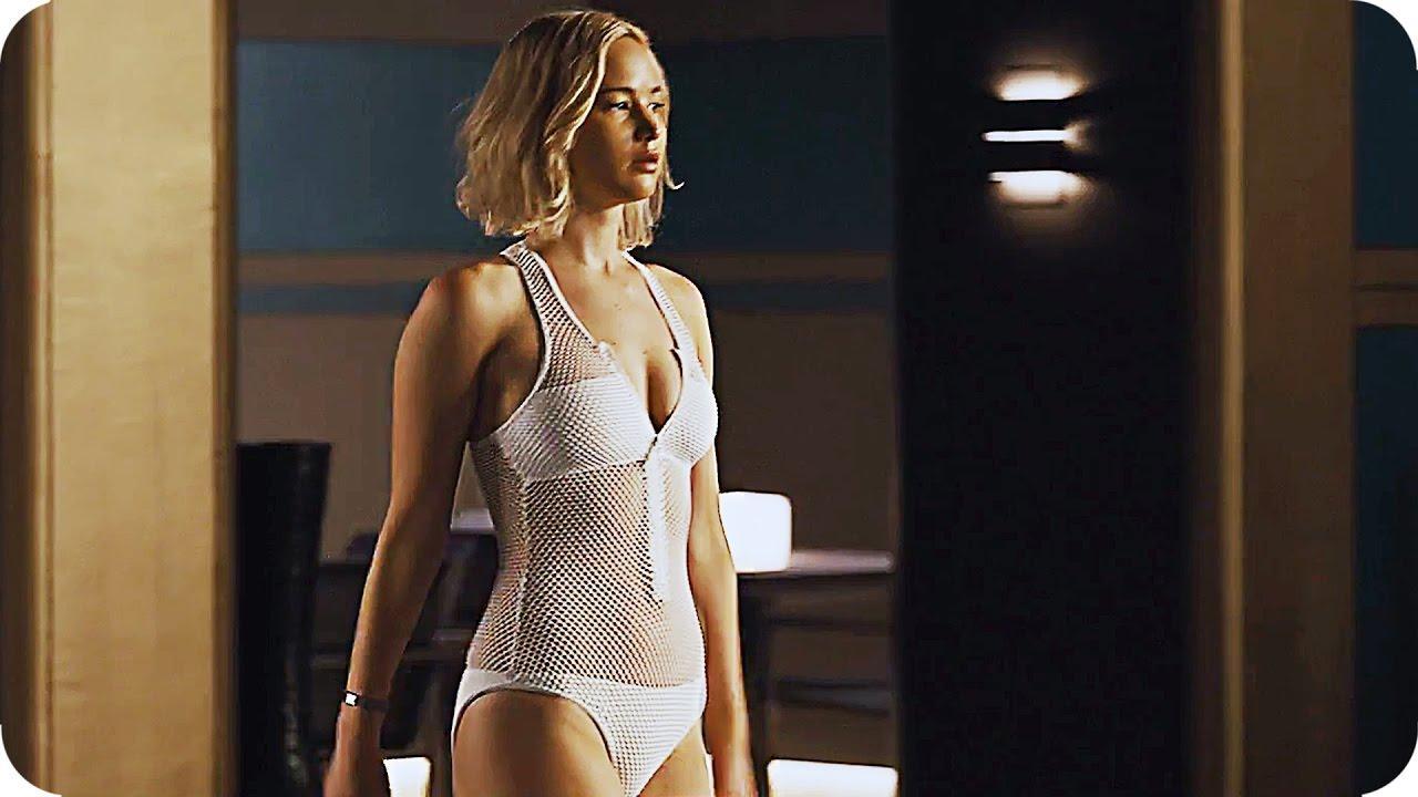 画像: PASSENGERS First Look Clip & Trailer (2017) Jennifer Lawrence Movie youtu.be