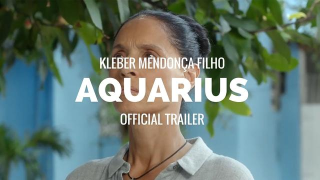 画像: AQUARIUS - Official Film Trailer (2016, Brazil) youtu.be