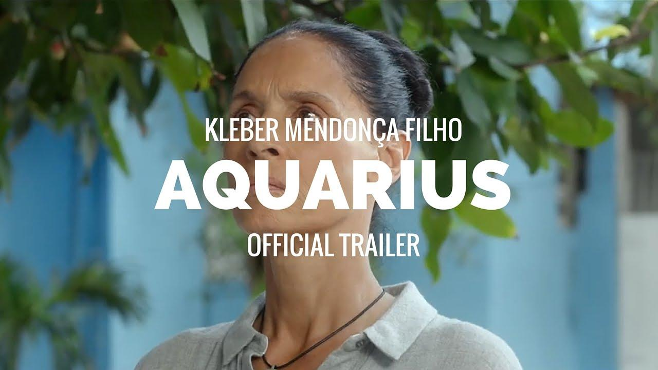 画像: AQUARIUS - Official Film Trailer (2016, Brazil) youtu.be