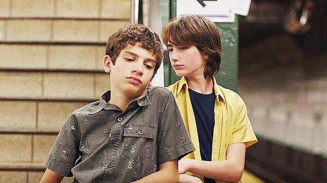 画像: LITTLE MEN Official Trailer (2016) youtu.be