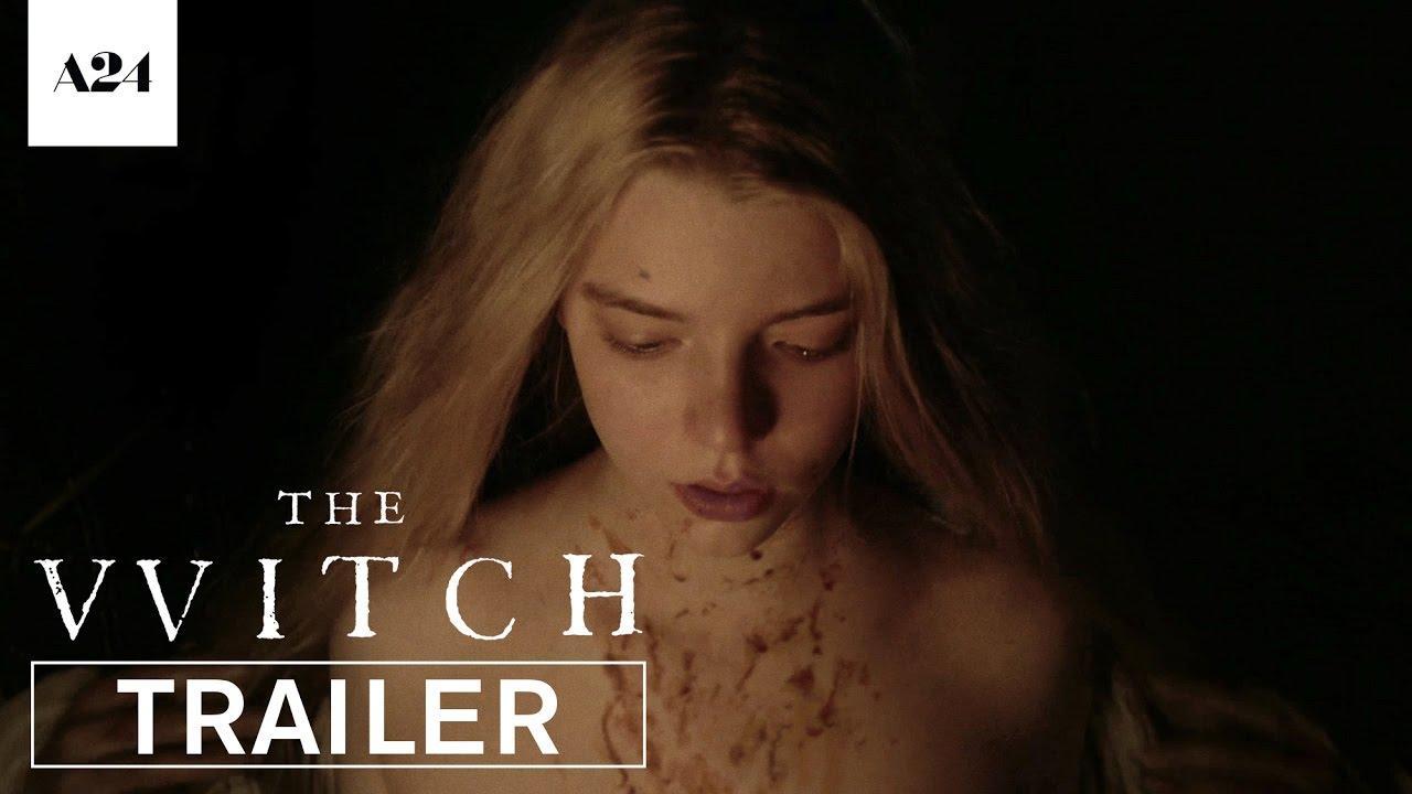 画像: The Witch | Official Trailer HD | A24 youtu.be