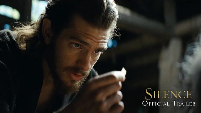 画像: Silence Official Trailer (2016) - Paramount Pictures youtu.be