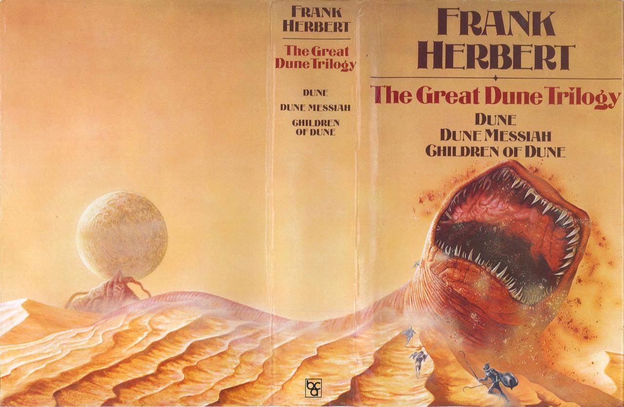 画像: Legendary's Dune Movie Announced