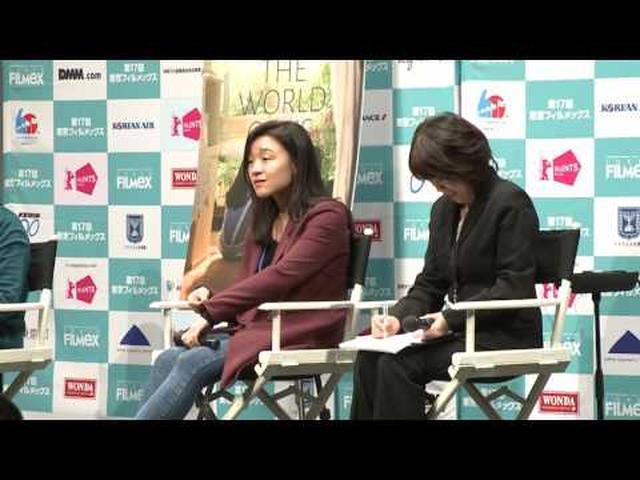 画像: 11/23 『私たち』 Q&A youtu.be