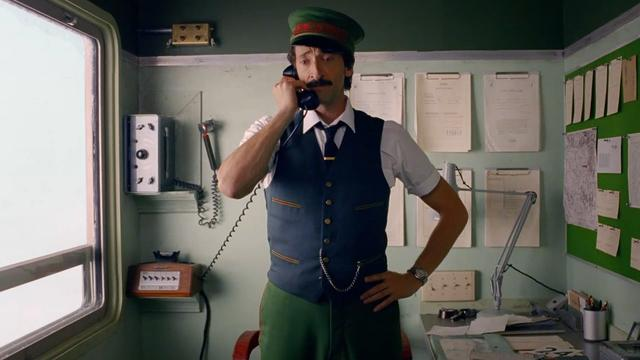 画像: Come Together – directed by Wes Anderson starring Adrien Brody – H&M youtu.be