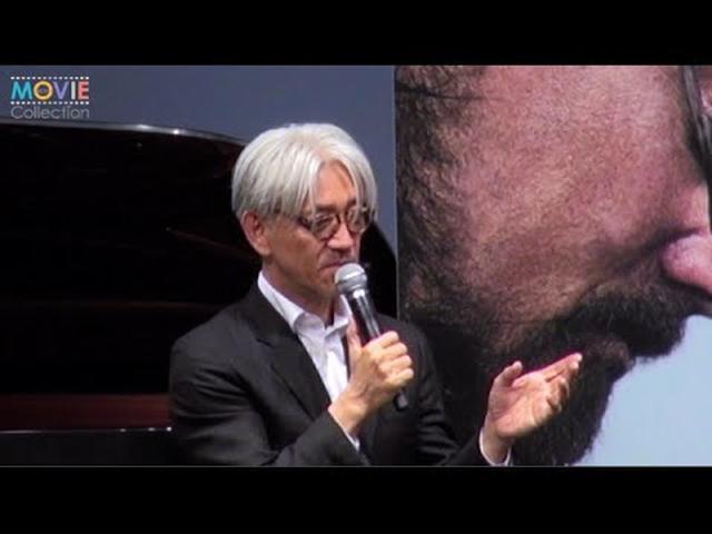 画像: 坂本龍一が明かすハリウッド映画の舞台裏が、かなりスゴイ! youtu.be