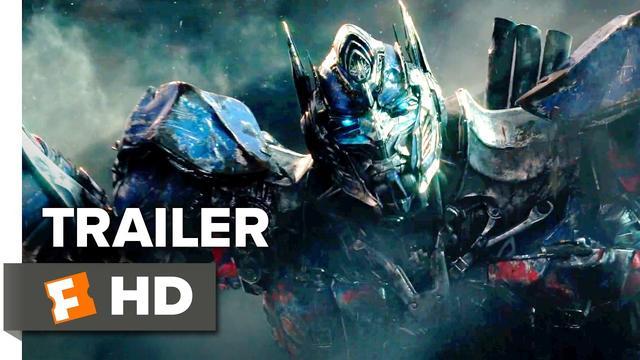 画像: Transformers: The Last Knight Official Trailer 1 (2017) - Michael Bay Movie youtu.be