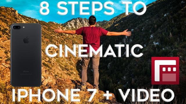 画像: 8 Steps to Shooting Cinematic iPhone 7+ Video youtu.be