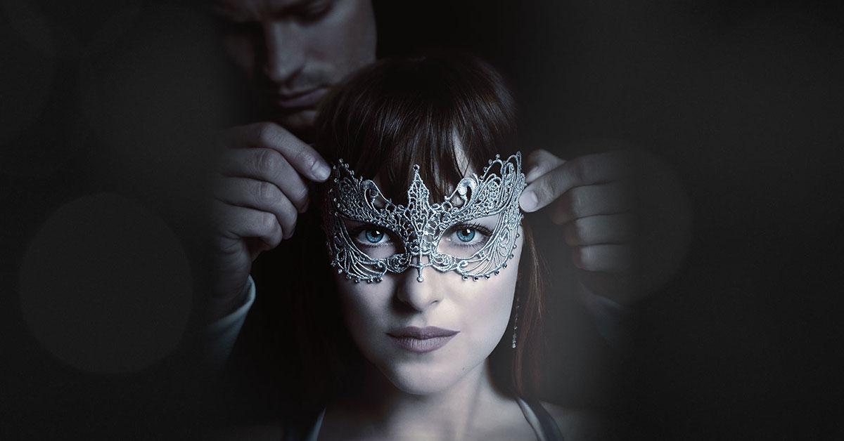 画像: Fifty Shades Darker   Trailer & Movie Site   In Theaters February 10, 2017