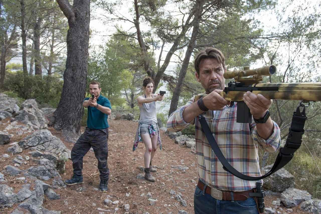 画像: ホントにホントにホントにホントにゾンビ狩り『ゾンビ・サファリパーク』