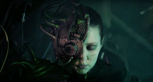 画像: 女エイリアン+ロボット=シーボーグ!『シーボーグ』