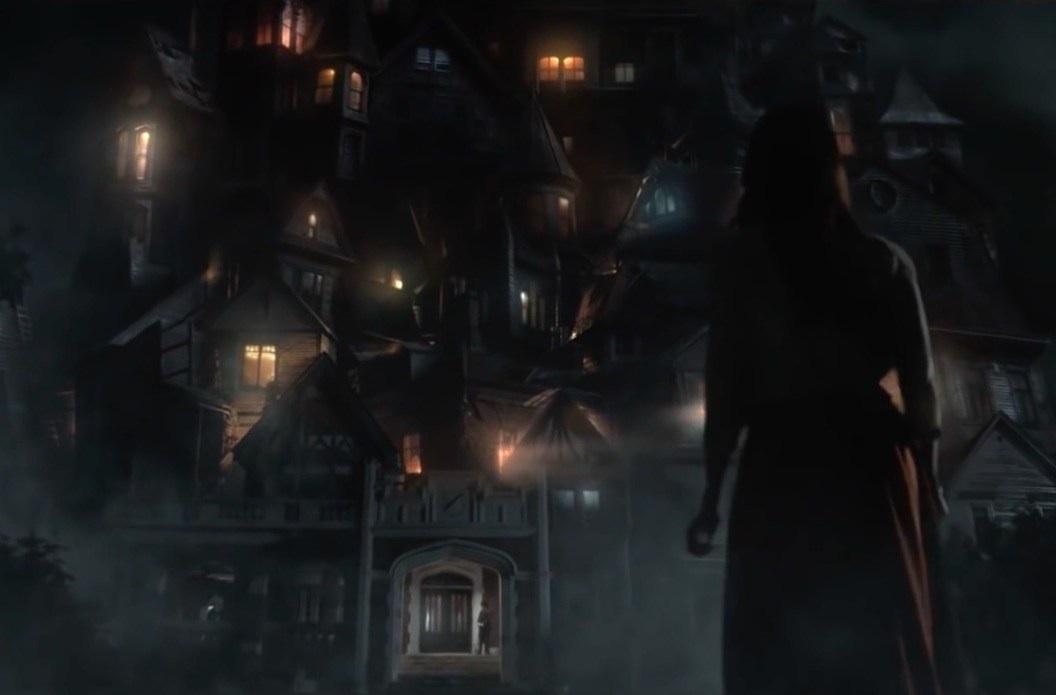 画像: すべての魂を食い尽くす家『ホーンテッド・サイト』