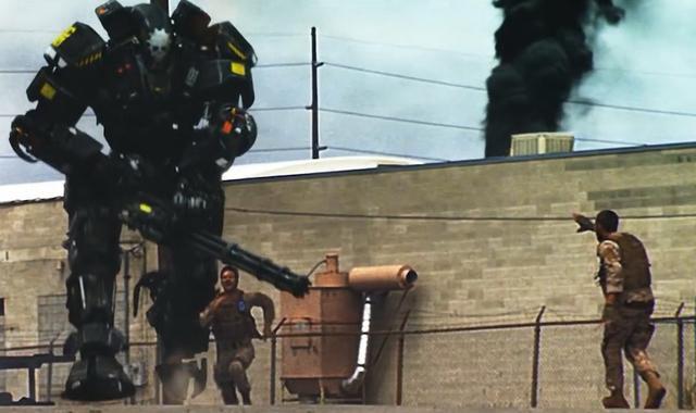 画像: トレホ×ロボット=最強最悪の殺戮マシーン『アイアン・スクワッド/甲鉄戦線』