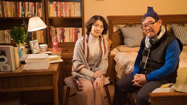 画像: 中国版の夫婦(チャン・ウェイシンとリー・リチュン)