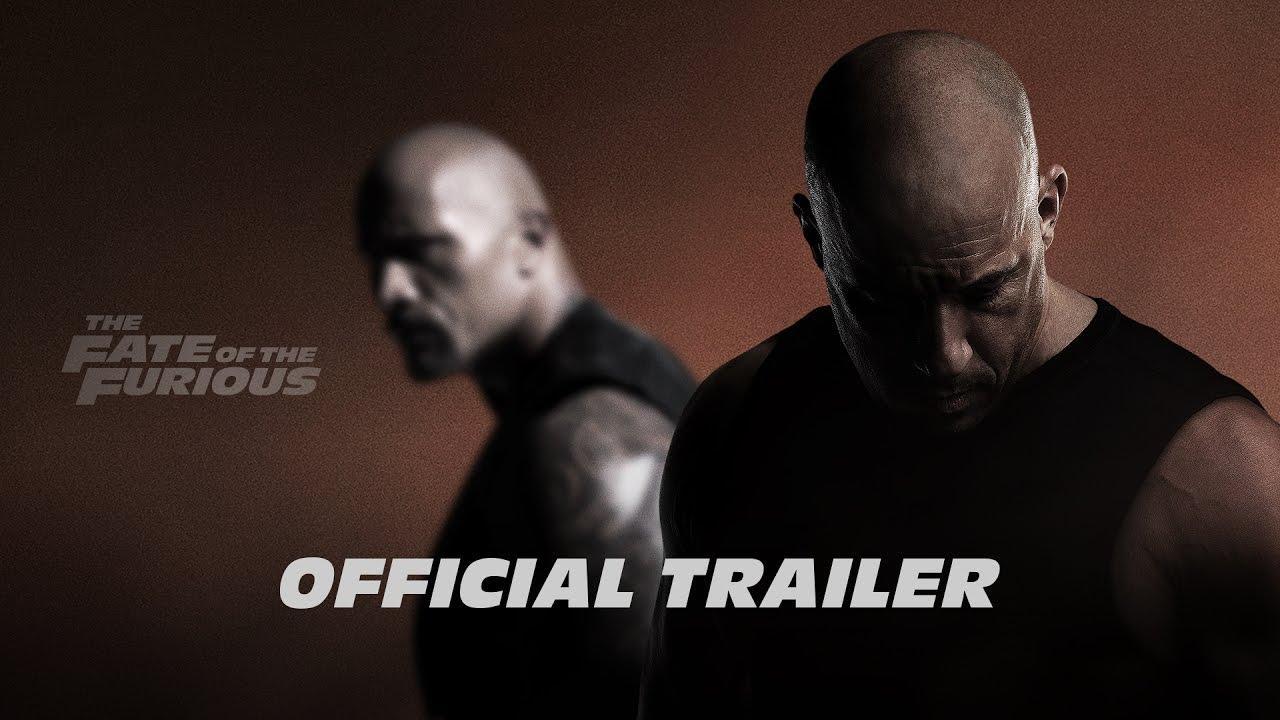 画像: The Fate of the Furious - Official Trailer - #F8 In Theaters April 14 (HD) youtu.be