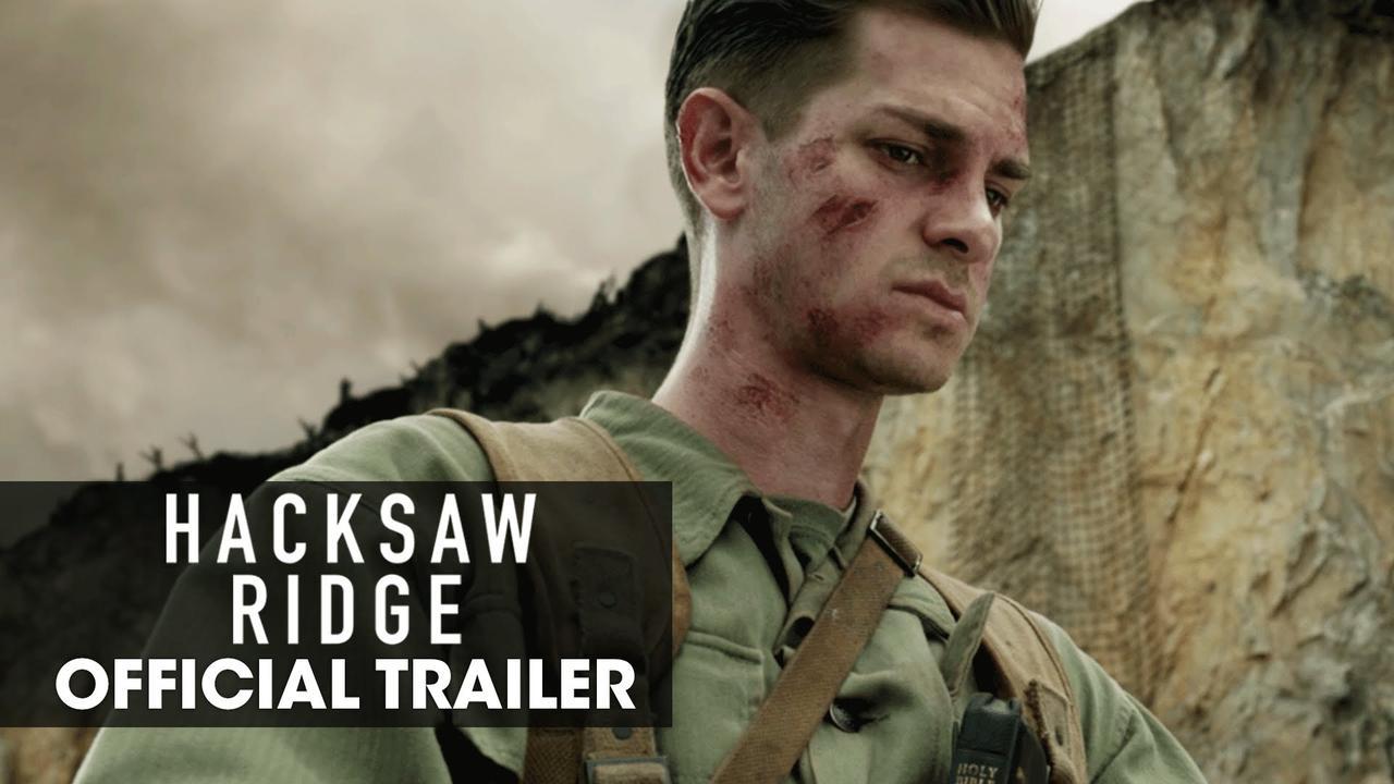 "画像: Hacksaw Ridge (2016 - Movie) Official Trailer – ""Believe"" youtu.be"