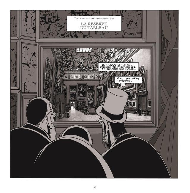 画像: マルク=アントワーヌ・マチュー /『レヴォ リュ美術館の地下ーある専門家の日記より~』