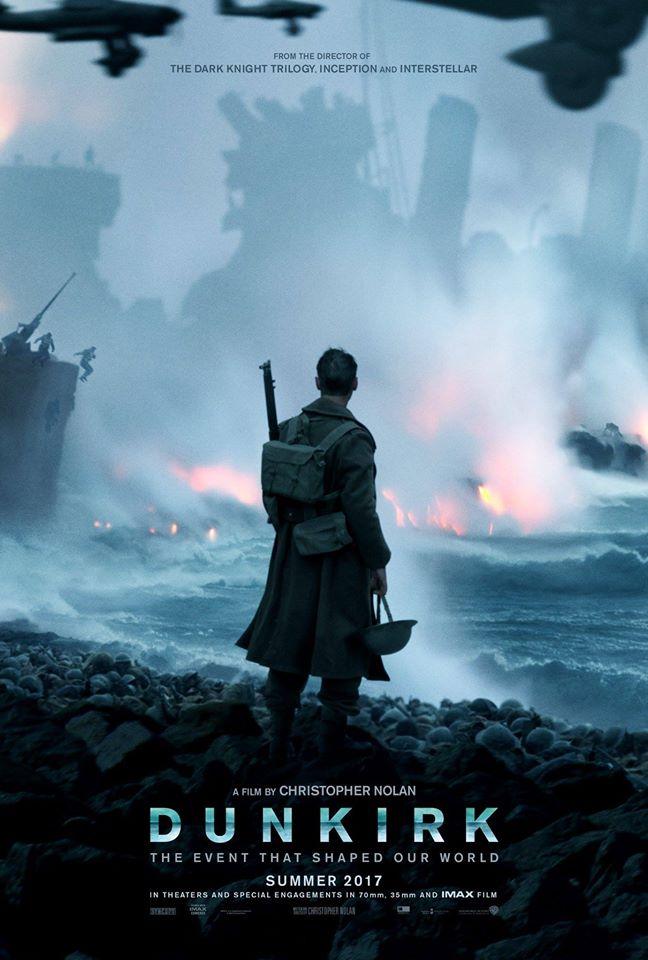 画像: https://www.facebook.com/Dunkirkmovie/
