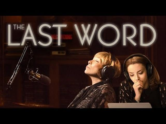 画像: The Last Word | Official HD Trailer youtu.be