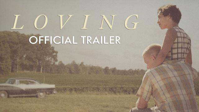 画像: LOVING - Official Trailer [HD] - In Theaters November 4 youtu.be