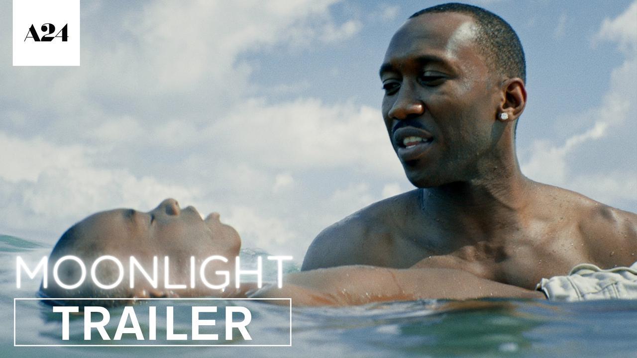 画像: Moonlight   Official Trailer HD   A24 youtu.be
