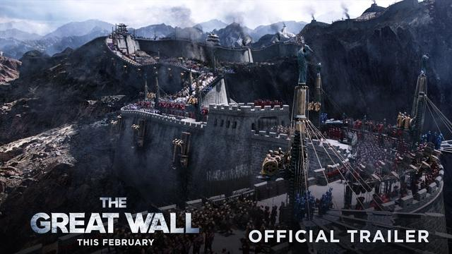 画像: 『The Great Wall』 The Great Wall - Official Trailer #2 - In Theaters This February youtu.be