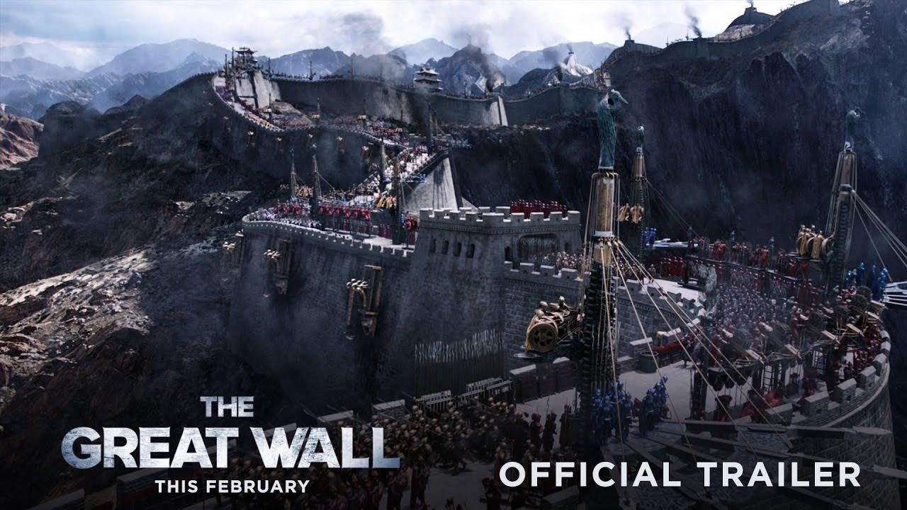 画像: 『The Great Wall』 The Great Wall - Official Trailer #2 - In Theaters This February youtu.be