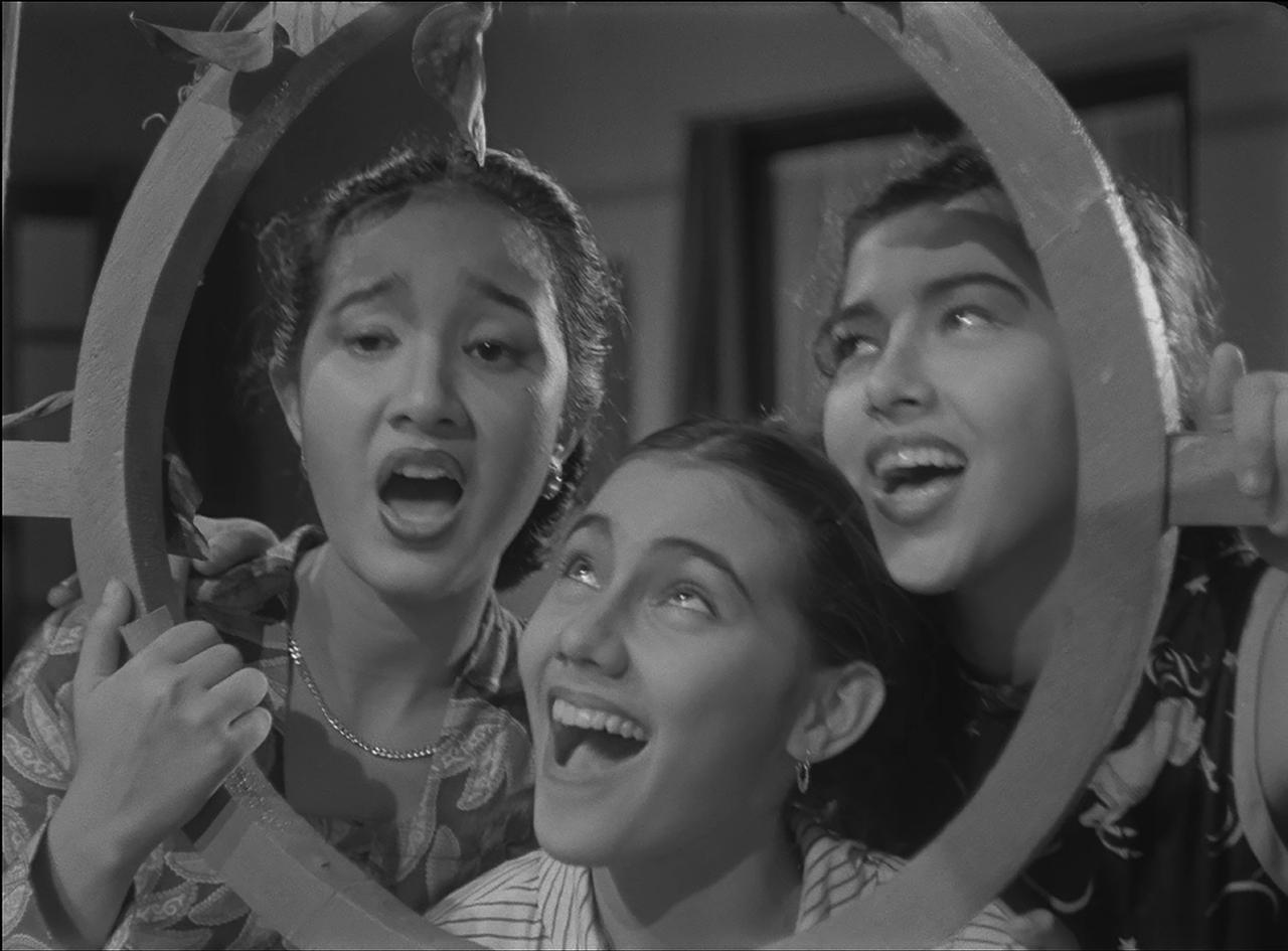 画像: ●三人姉妹(デジタル修復版) Tiga Dara/The Three Sisters 1956年 115分 デジタル