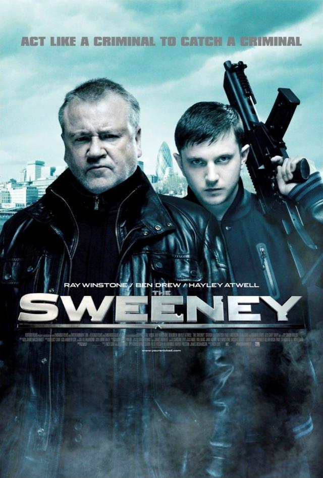 画像: http://www.aceshowbiz.com/still/00007081/the-sweeney-poster02.html