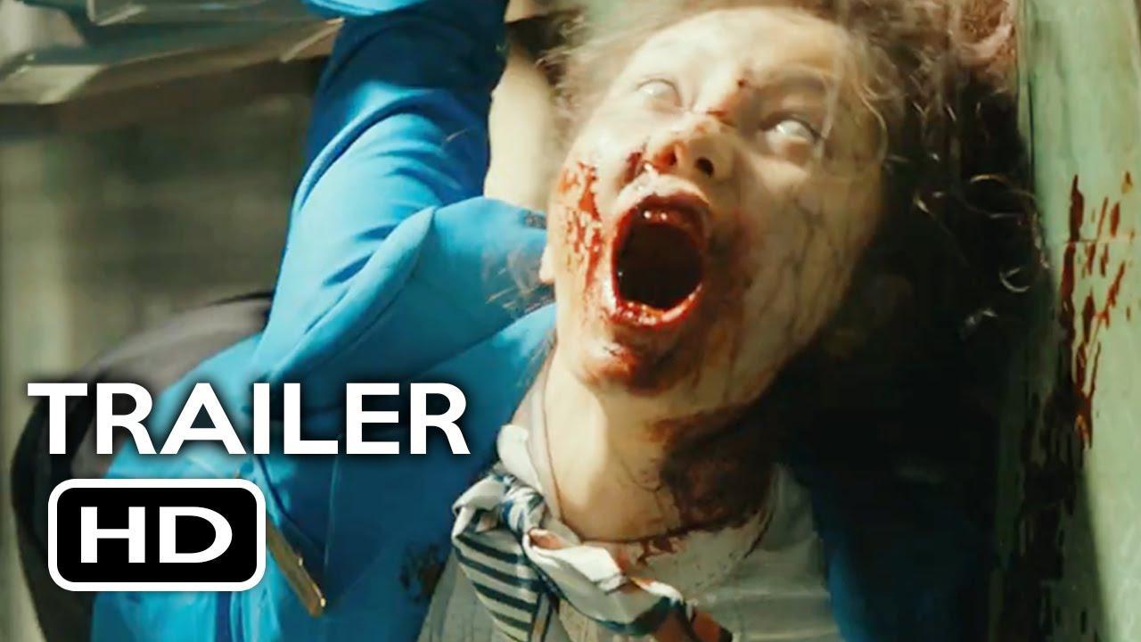 画像: Train to Busan Official Trailer #1 (2016) Yoo Gong Korean Zombie Movie HD youtu.be