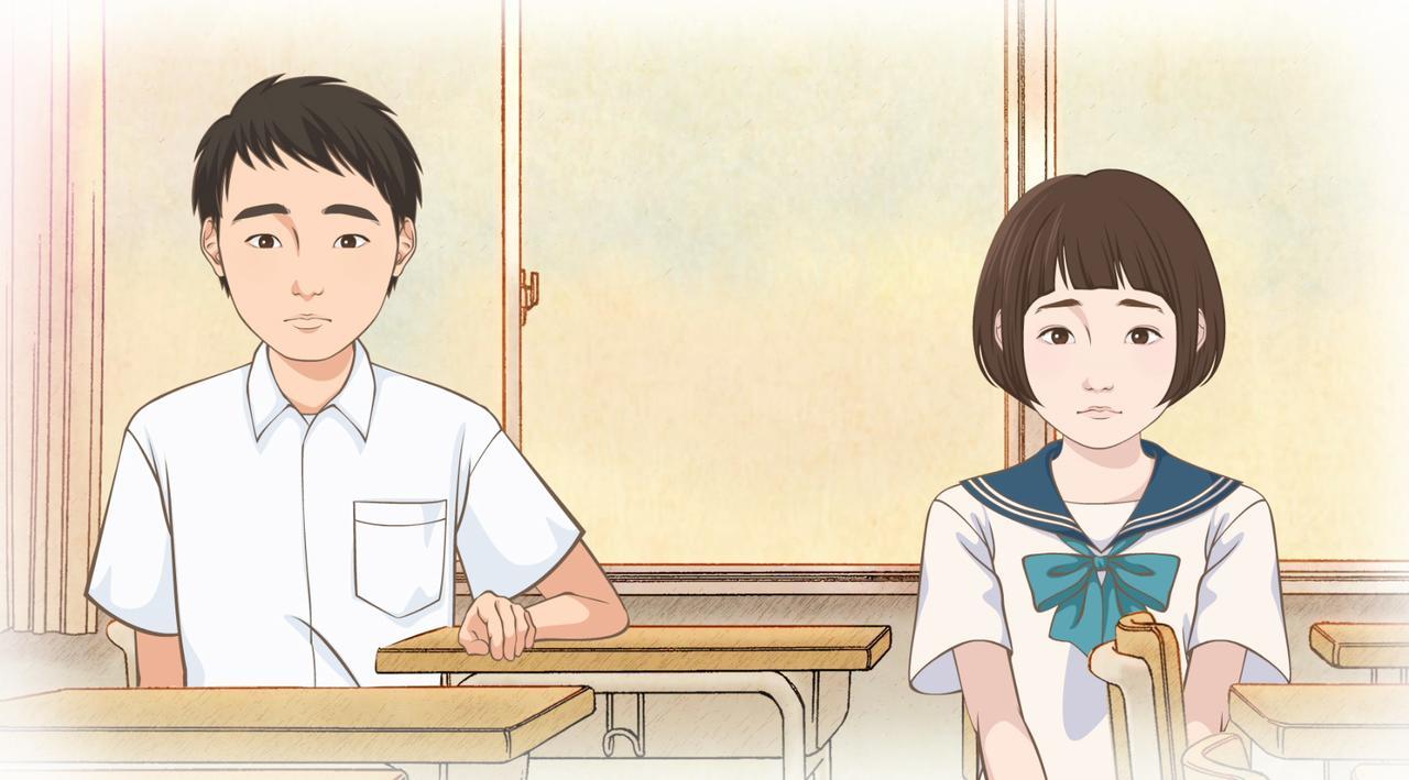 画像: ワキ毛青春アニメ「こんぷれっくす×コンプレックス」公式サイト
