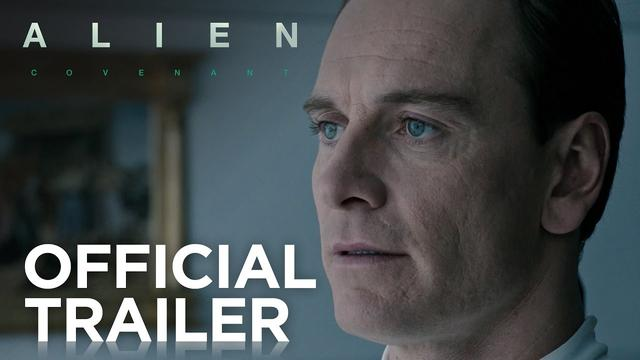 画像: Alien: Covenant | Official Trailer [HD] | 20th Century FOX youtu.be