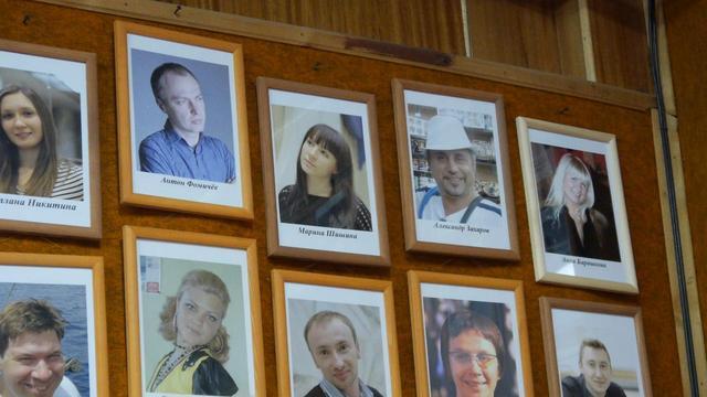 画像: ロシアの俳優さんたち