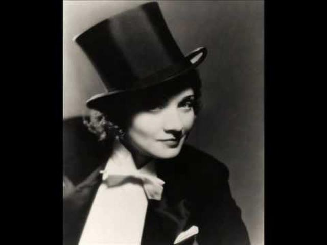 画像: Marlene Dietrich - Lili Marleen youtu.be