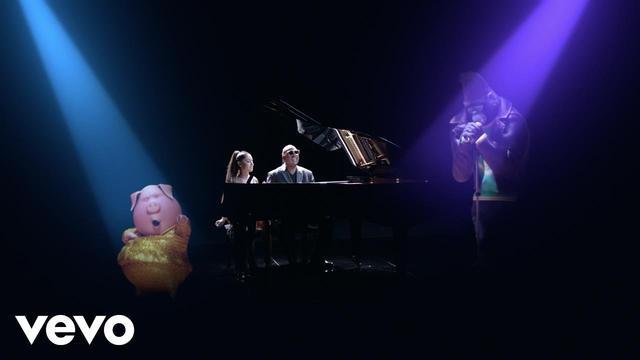 画像: Stevie Wonder - Faith ft. Ariana Grande youtu.be