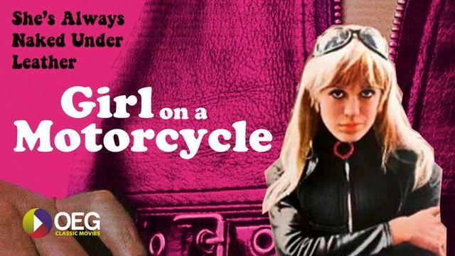 画像: Girl on a Motorcycle 1968 Trailer youtu.be