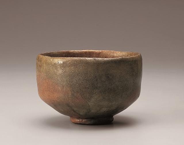 画像: 初代 長次郎 赤樂茶碗 銘 一文字 桃山時代(十六世紀) 個人蔵 【東京会場は会期中展示替えがあります】