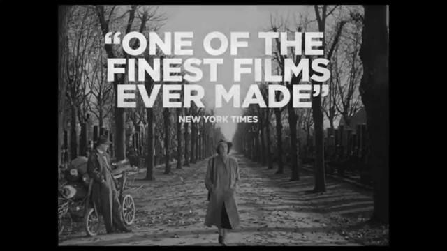 画像: The Third Man - 4K Restoration Trailer youtu.be