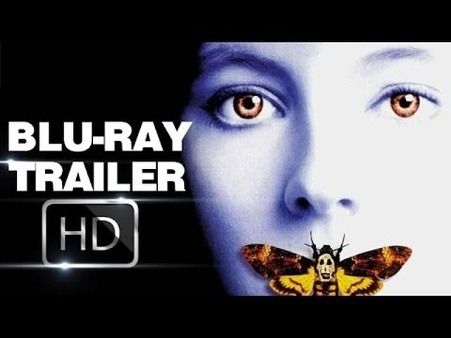 画像: the Silence of the Lambs Blu-Ray Trailer - 2013 [HD] youtu.be