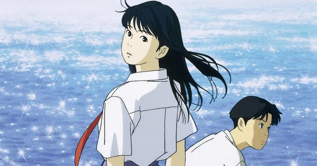 画像1: Review: 'Ocean Waves,' a Tale of Young Love, Ghibli Style www.nytimes.com