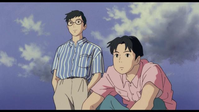 画像: Studio Ghibli's OCEAN WAVES [Official US Trailer, GKIDS] youtu.be