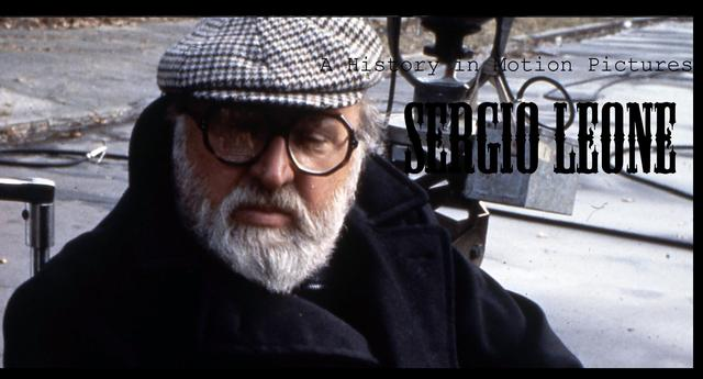 画像: A History in Motion Pictures - Sergio Leone youtu.be