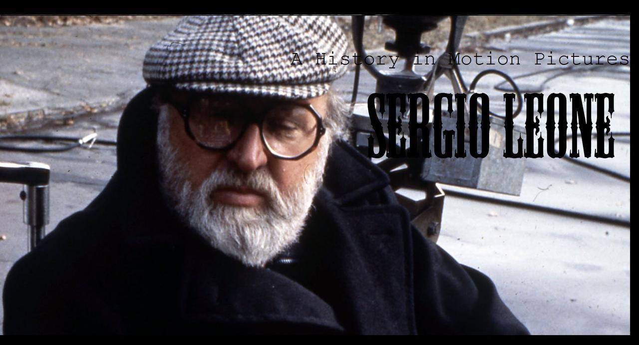 画像: A History in Motion Pictures - Sergio Leone youtu.be