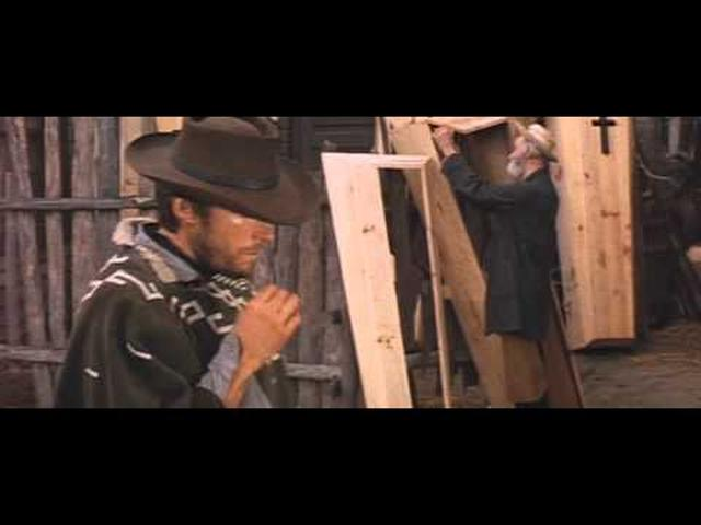 画像: A Fistful of Dollars Official Trailer #1 - Clint Eastwood Movie (1964) HD youtu.be