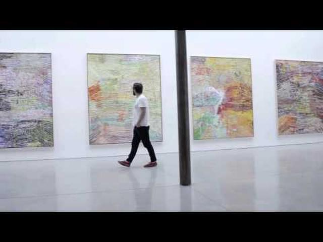 画像: HARMONY KORINE: Raiders at Gagosian Beverly Hills youtu.be