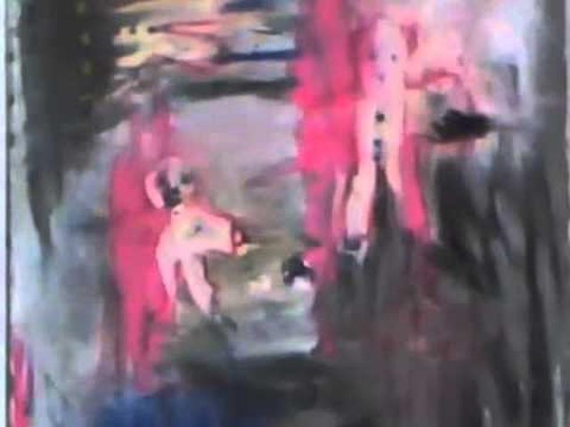 画像: Harmony Korine Paintings, etc youtu.be
